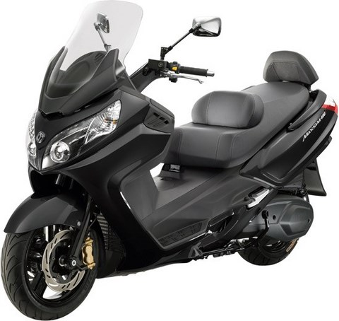 moto scooter permis b